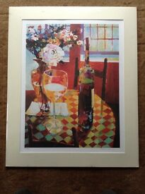 """Limited edition print """"Daydreaming"""" by Robert Burridge"""