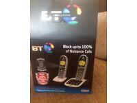BT 4600big buttontwin answer machine