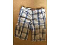 """Super dry lightweight shorts, extra large (measures approx 38"""")"""