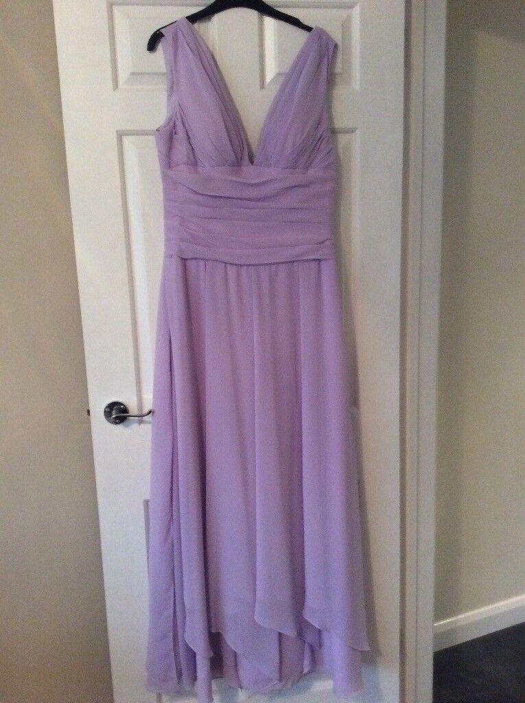 Two lavender bridesmaid dresses | in Pentwyn, Cardiff | Gumtree