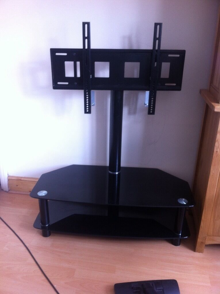 LCD TV stand in blackin Luton, BedfordshireGumtree - LCD TV stand for sale very good condition. Stand can hold a 40 to 50 inch LCD TV quick sale £40