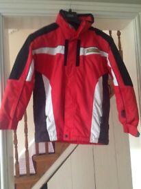 Ski-ing jacket