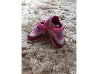 Hello kitty trainers shoe size22