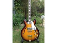 Epiphone Casino Coupe *AS NEW* with Stagg gigbag