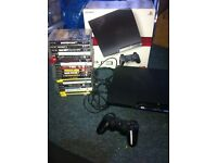 PS3 plus games £50
