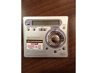 Sony MZ-R700PC minidisc recorder as new
