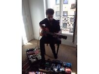 Pro & Polyvalent Guitarist with High Quality Gear and Pedals Effects At Your Service