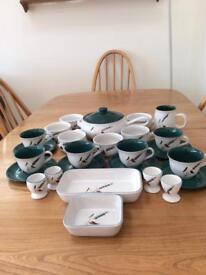 Denby Pottery Wheatsheaf (26 items)