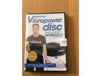 Vibrapower DVD **BRAND NEW SEALED**