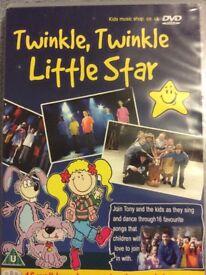 TWINKLE, TWINKLE LITTLE STAR DVD