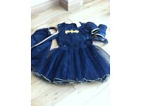 Bat girl outfit