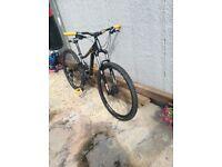 Full suspension mountain bike giant
