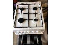 50cm wide Gas cooker.