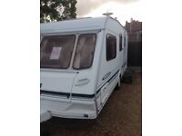 Abbey freestyle 520se 2002 4 berth