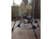 Fisher price smart stages 3 in 1 swing