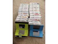 Big bundle Nintendo DS with Games