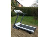 Roger Black AG-12301 Silver Medal Electric Foldable Treadmill (Delivery Available)