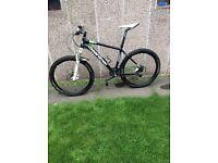 Boardman pro mountain bike, size M for sale