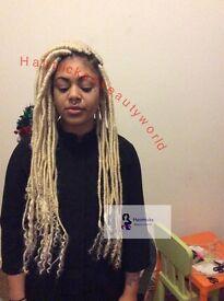 Afro/European/Asian hairdresser /Faux locs/weave extension/Braids/Twist/Crotchet/Stitch cornrow/wigs