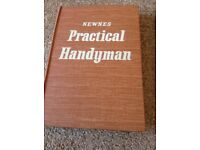 Practical handyman old books