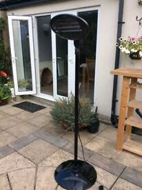Standing Patio Heater £20