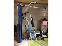 York Fitness multigym - very good condition 100kg Anniversary g201 gym