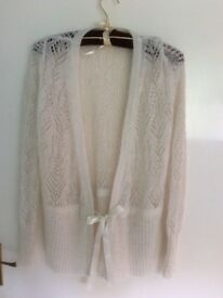 Special occasion cardigan