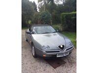 Alfa Romeo Spider ( Restoration Project)