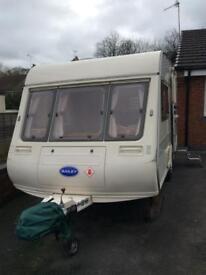 Bailey discovery 200 Caravan
