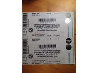 x2 Flight of the Conchords Tickets - Manchester Arena 28th June 2018