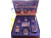 'EGGHEADS' BBC board game, brand new. Great for Christmas or New Year fun - for aged 8 to adult. £10