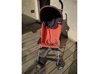 MacLaren Pushchair/Buggy/Pram in a good condition