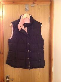 crew clothing sleeveless jacket