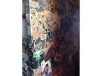 Comic filing cabinet