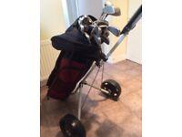Confidence Visa 111 Titanium Golf Boron set