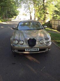 For sale jaguar 3.0 s type Automatic