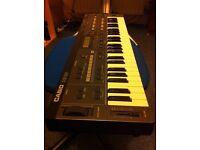 2 x Casio Cz 101 keyboards
