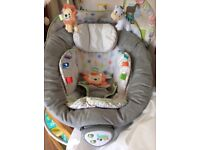 Bright a Starts Baby Bouncer