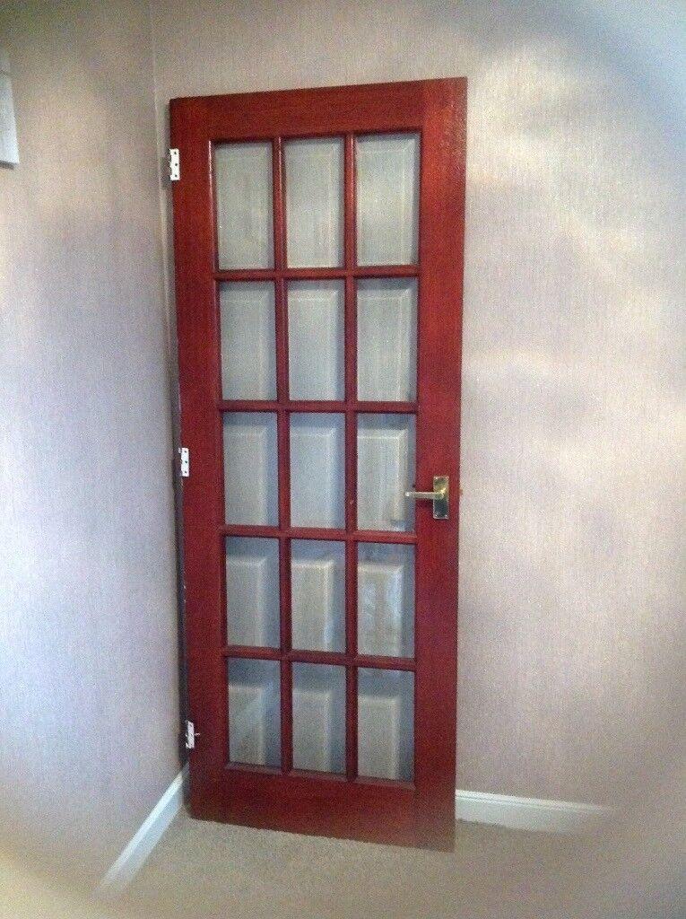 Internal 15 Glass Panel Door In Inverness Highland Gumtree