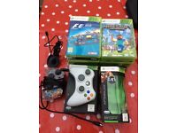 Xbox 360 console bundle with 15 games