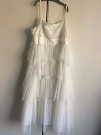 Girl's party dress age 12-13 Monsoon.£15