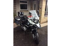 BMW R1200GS Adventure 2007