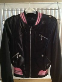 Silky jacket