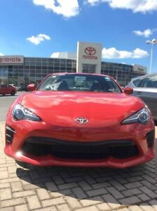 2017 Toyota 86 6M   - BLACK FRIDAY SALE NEW VEHICLE CLEARANCE!