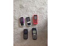 Mob phones