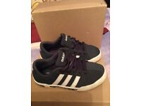 Adidas trainers junior size 12