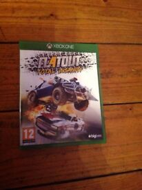 Flat out 4 total insanity xbox one game