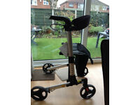 Drive Medical X-Fold Rollator Model Number WA018 (7 Months Old)