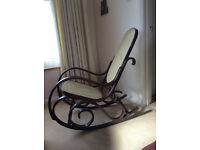 Rocking Chair - Bentwood Style