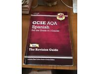 New GCSE Spanish AQA Revision Guide Grade 9-1 Course (with Online Edition) Type: [Paperback Book]